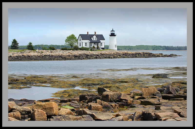 Prospect Harbor Lighthouse 1