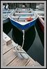 Blue Boat - 5794