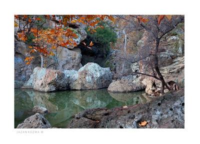 December Rock Pool