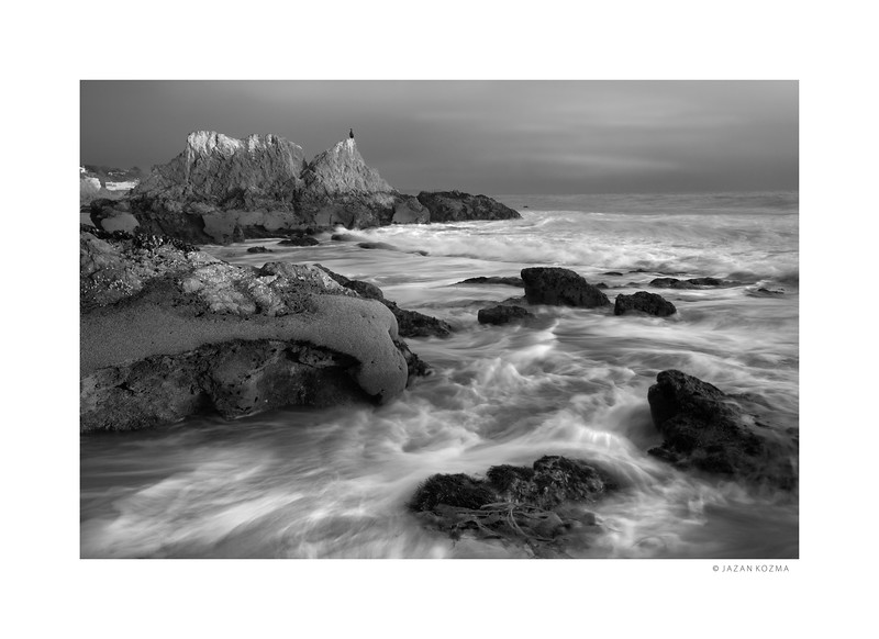 The Velvet Touch - Matador Beach, Malibu