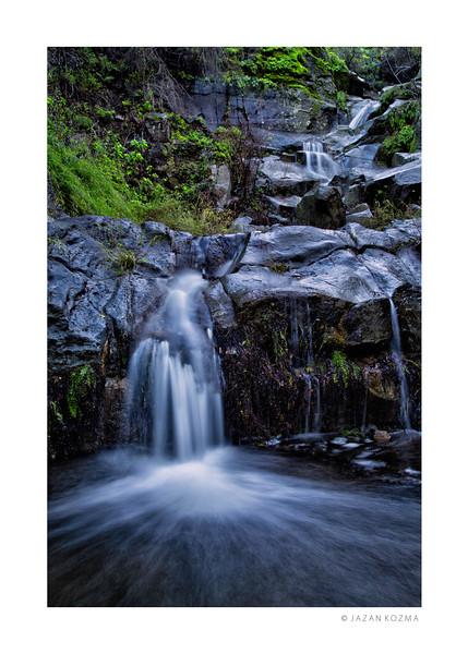 Boney Mountain Falls
