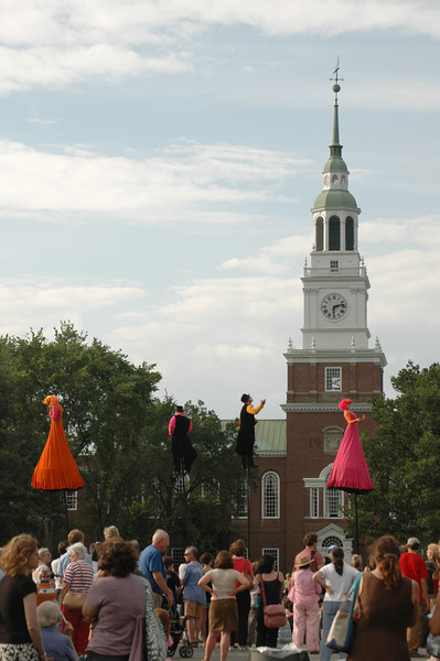 Strange Fruit, Dartmouth College