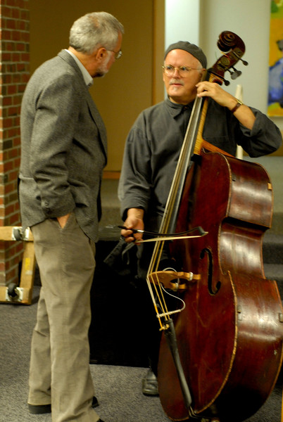 Dennis Irwin, Jazz Bass (Matt Wilson and Arts & Crafts), Dartmouth College