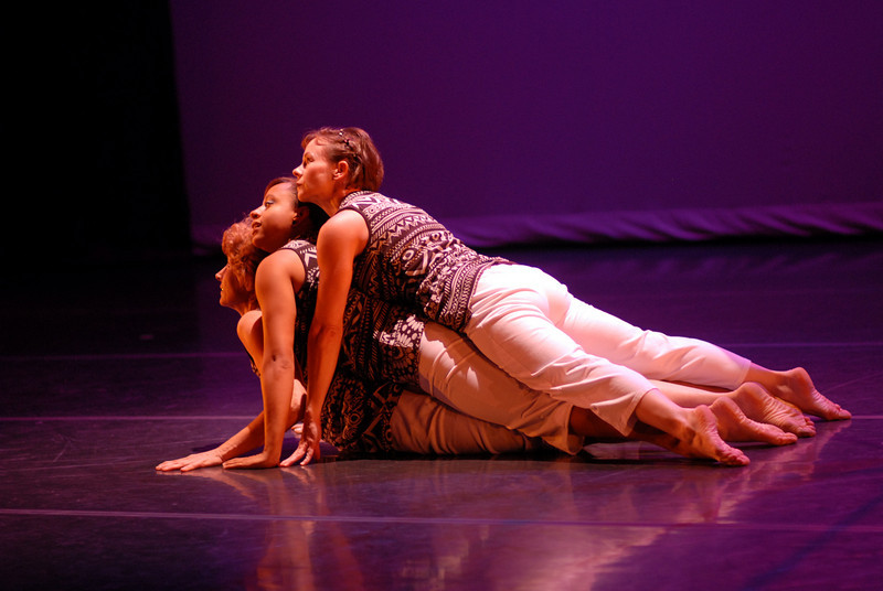 2008 Aerial Dance Festival, University of Colorado