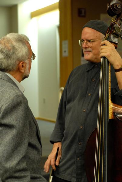 Dennis Irwin, Jazz Bass