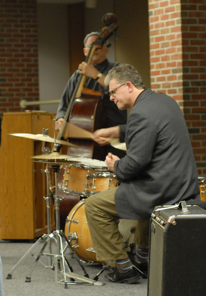 Matt Wilson and Arts & Crafts, Jazz Ensemble, Dartmouth College