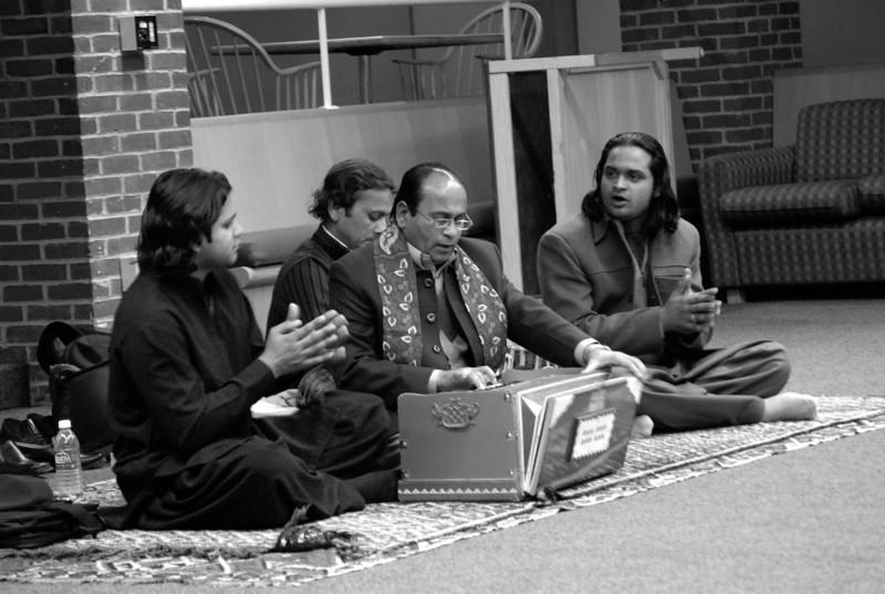 Qawwali Masters, Dartmouth College