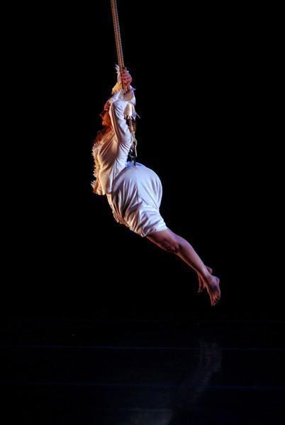 2008 Aerial Dance Festival, University of Colorado