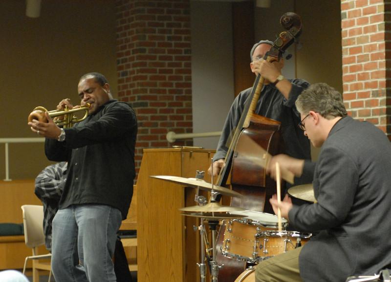 Matt Wilson and Arts & Crafts, Jazz Ensemble, Dartmouth College