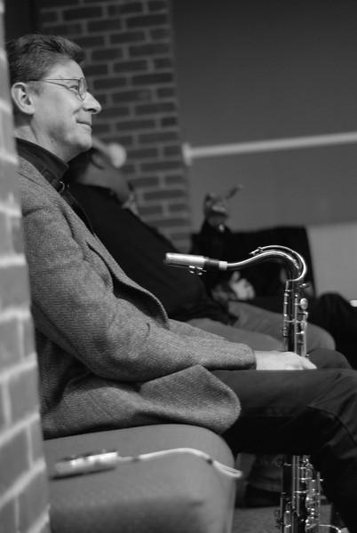 Fred Haas, Jazz Sax, Dartmouth College