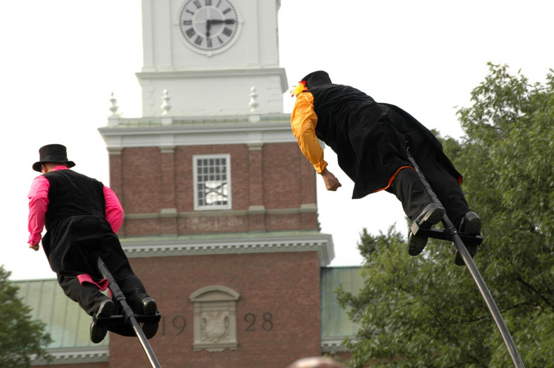 Strange Fruit, Dartmouth College