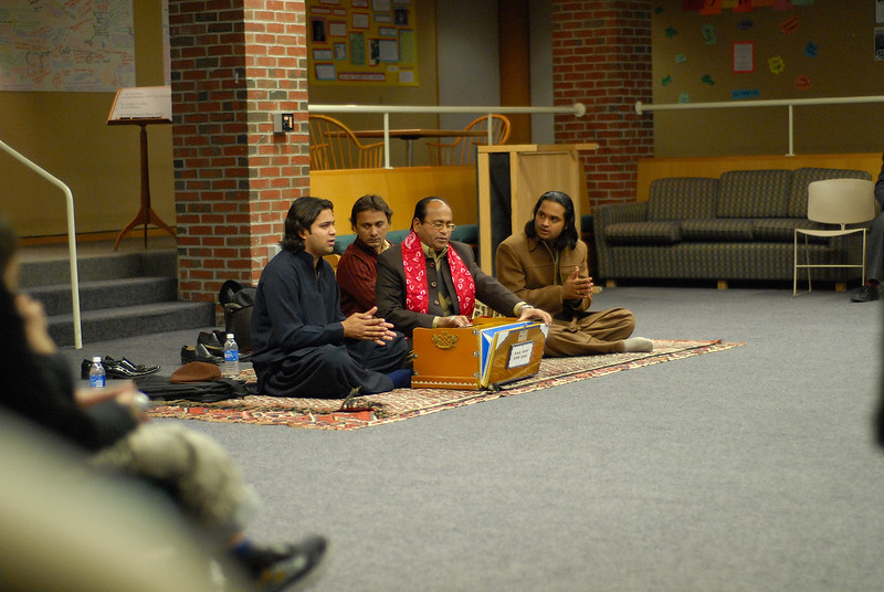Qawwali Masters, Dartmouth College
