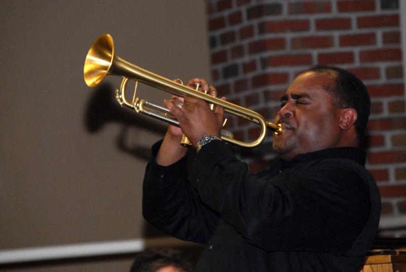 Terell Stafford, Jazz Trumpet (Matt Wilson and Arts & Crafts), Dartmouth College
