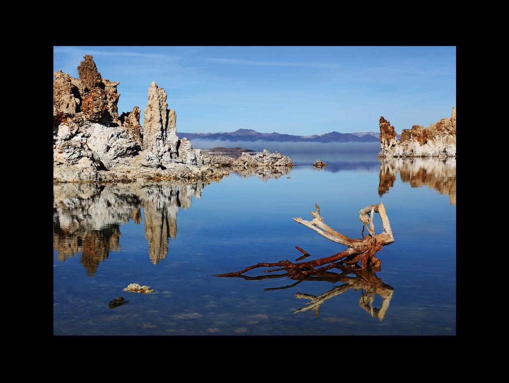 A Drift - Mono Lake, Mono Lake Natural Reserve