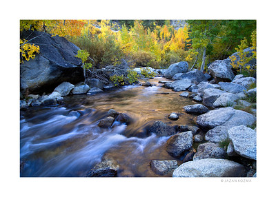 Bishop Creek Fall 2016