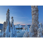 ...when Mammoths walked the Earth - Mono Lake, California. Mono Lake is one of the most ancient bodies of water in the world. At least 700,000 years old, it is easy to invision equally ancie ...