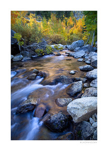 Bishop Creek Fall 2016