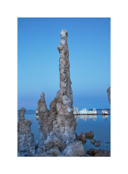 Blue Angel - Mono Lake, New Years Eve 2011