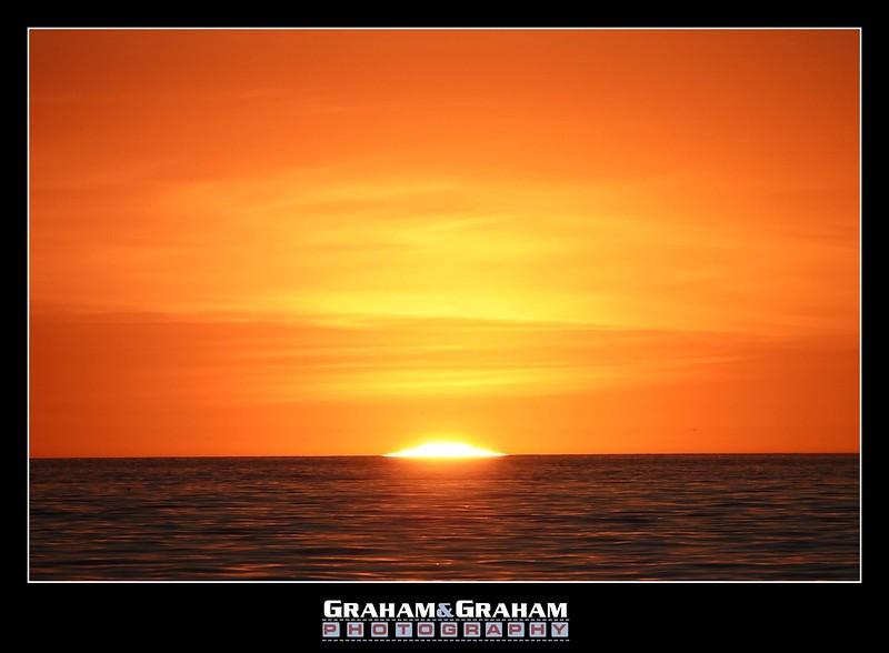 Goodnight Sun from Manhattan Beach