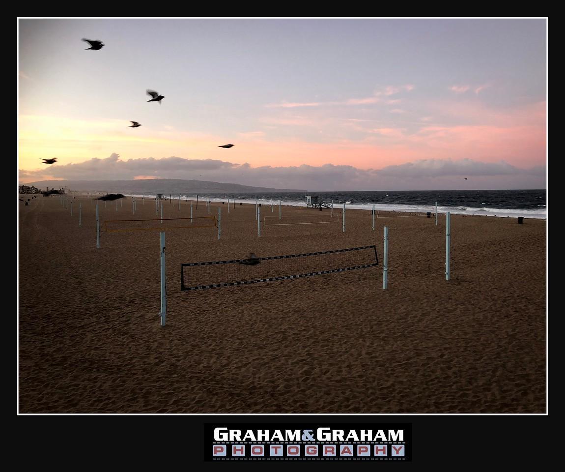 Manhattan Beach dawn