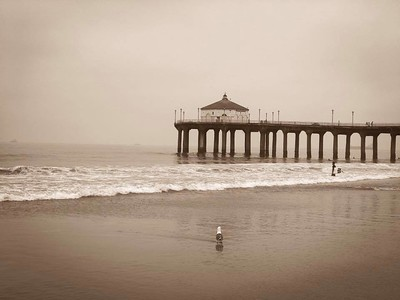 Manhattan Beach photographer - the Pier
