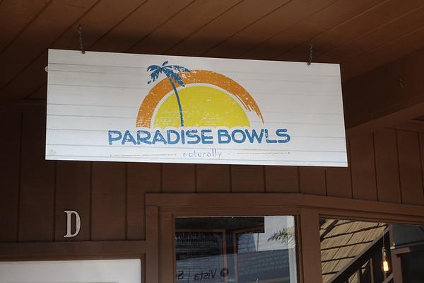 Paradise Bowls