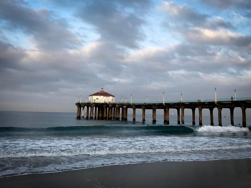 Manhattan Beach Photographer - the Pier