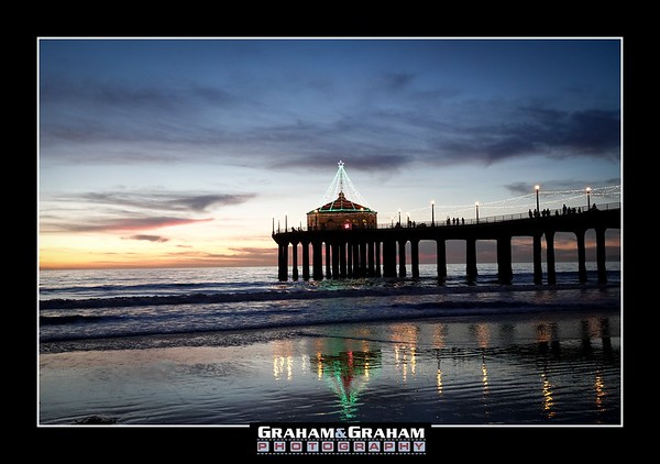 Christmas in Manhattan Beach