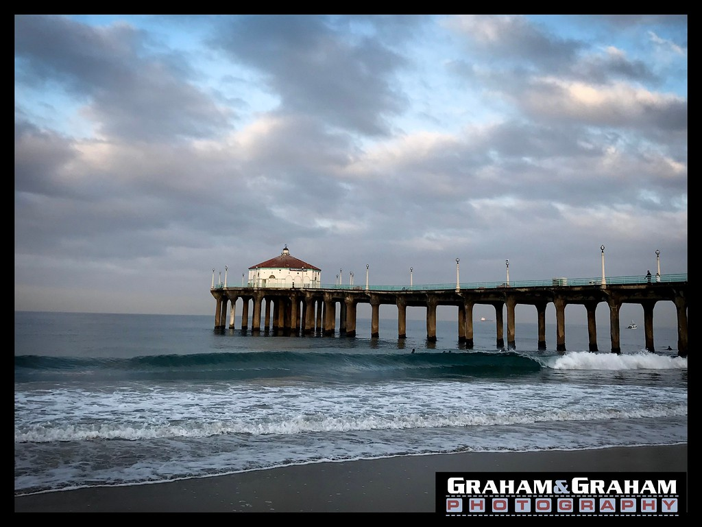 Manhattan Beach Photographer - Dawn