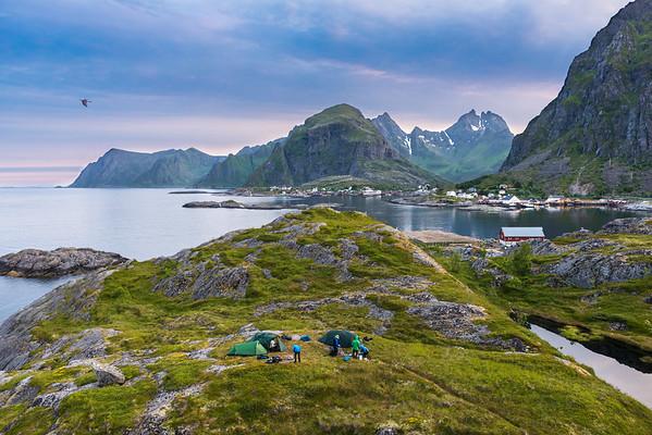 Good morning Lofoten