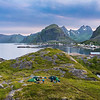 Good morning Lofoten