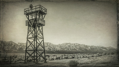 Manzanar Guard Tower