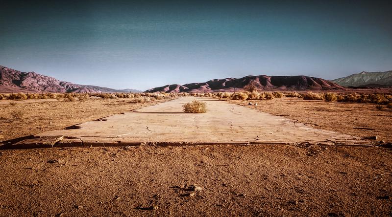 Manzanar Slab