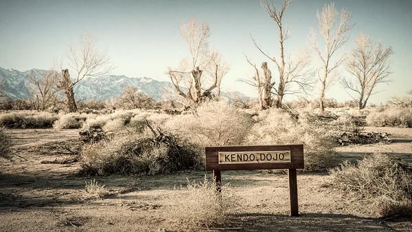 Kendo Dojo, Manzanar