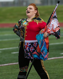 2019 Lee's Summit North Marching Invotational