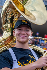 Missouri Western State University Golden Griggons Marching Band