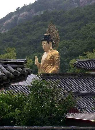 Bup-Ju Temple