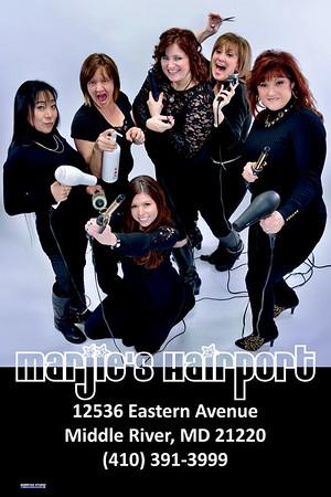 Marjie's Hairport