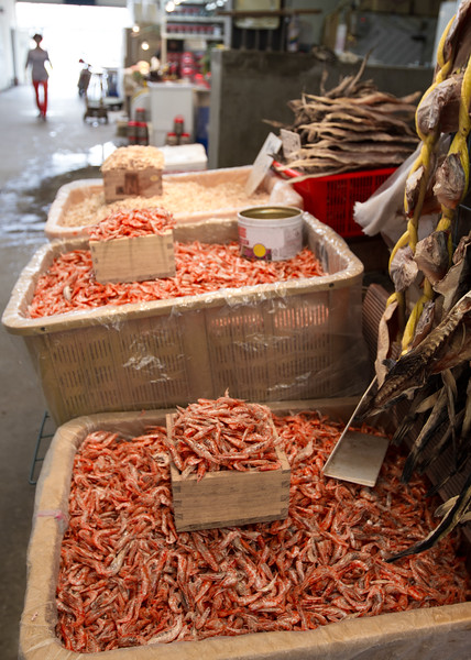 Oepo-ri Fish Market