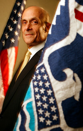 Michael Chertoff, Secretary, Department of Homeland Security