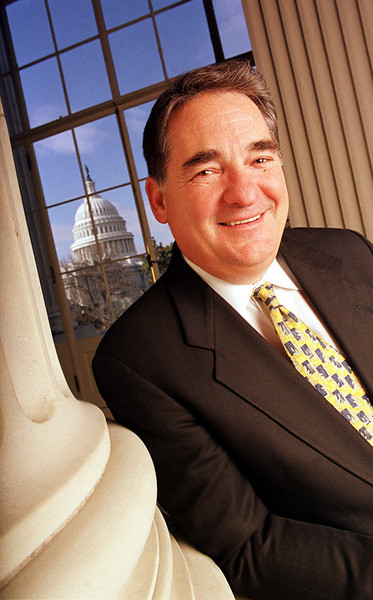 Rep. Billy Tauzin on Capitol Hill.