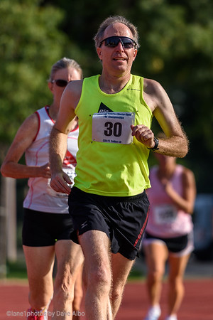 Rocky Mountain Masters Games Mile race