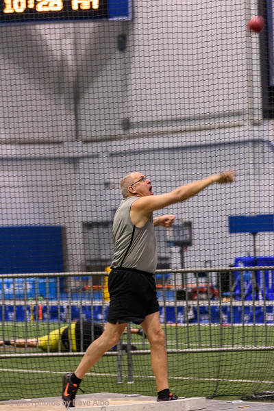 Mid America Masters and Open Indoor track and field championships