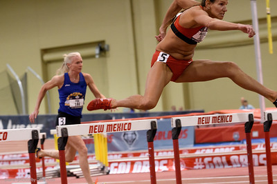 60 meter hurdles