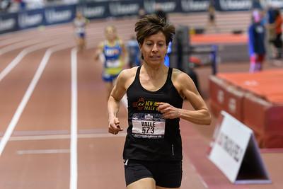 Lisa Valle winner, 1 mile
