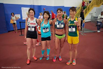 1500 meter final, USATF Masters National Championships