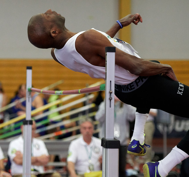 High Jump, USATF Masters National Championships