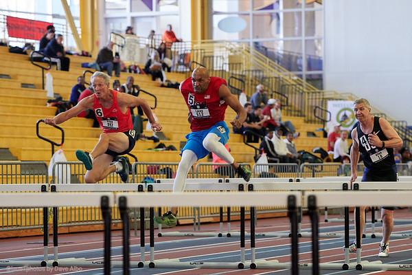 Pentathlon, USATF Masters NationalChampionships