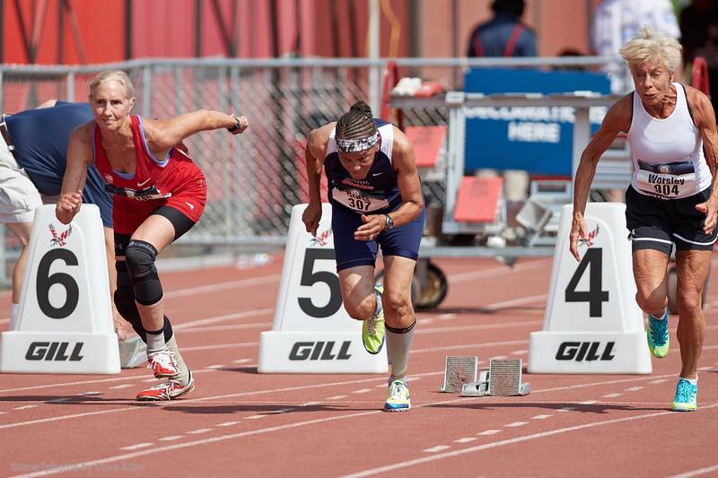 100 meters final