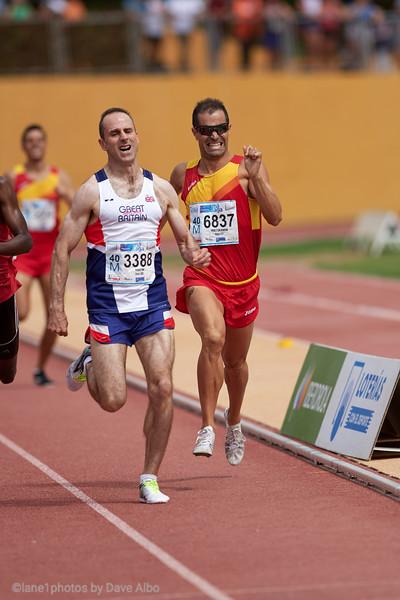 800 meter finals